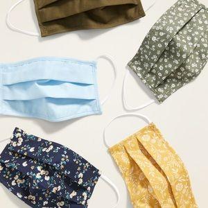 Cotton Cloth Face Masks